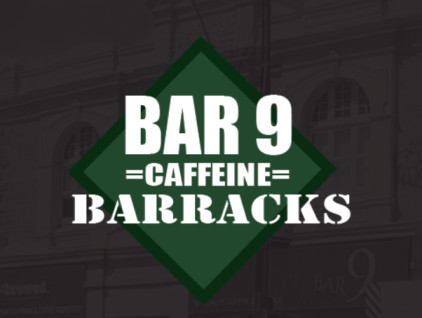 Bar 9 Caffeine Barracks - Coffee & Barista Training